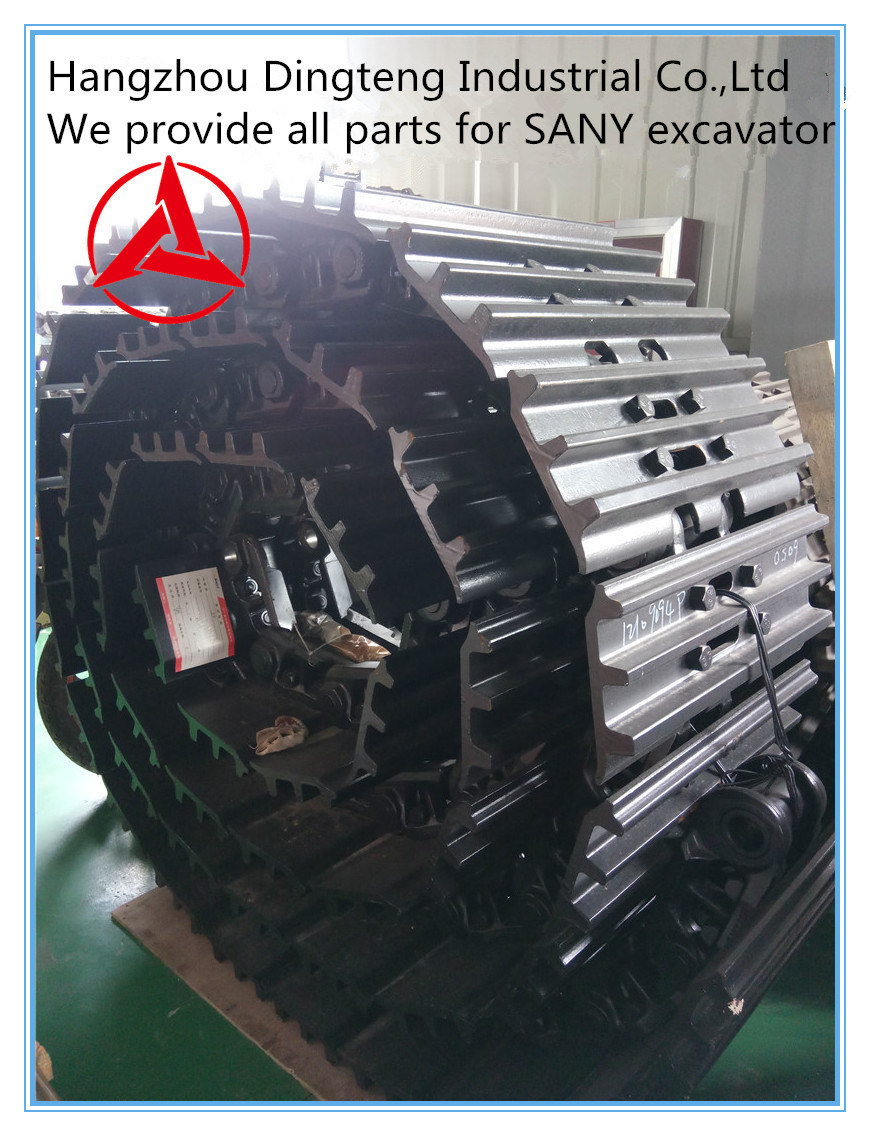 The Track Shoe of Sany Hydraulic Excavator