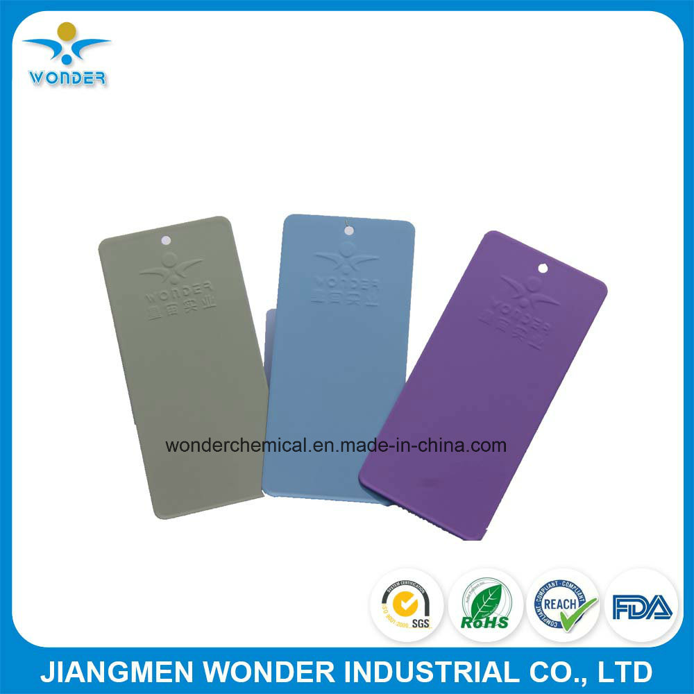 Ral/Pantone Color Powder Coating Paint with UV-Resistant Property