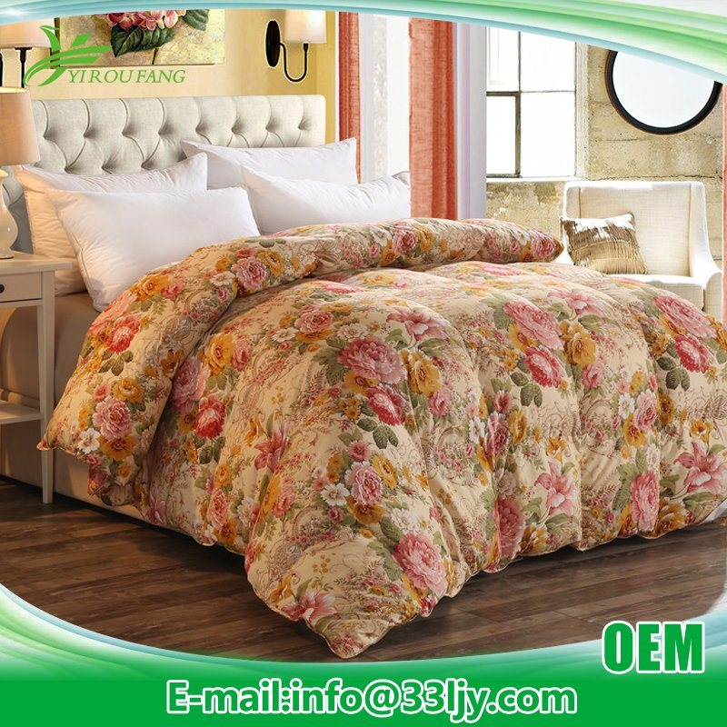 Durable Twin Cheap Twin Comforter for Dorm Room