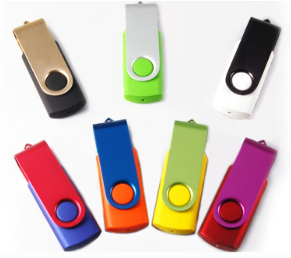 Hot Selling Twister USB Flash Drive with Free Sample