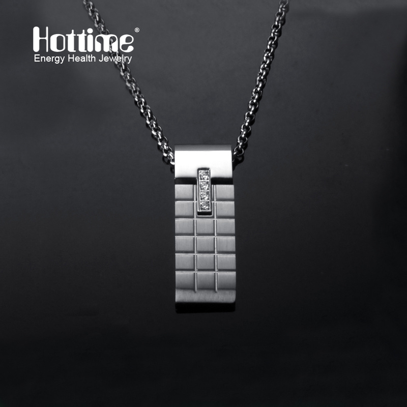 2017 Trendy Fashion Pendant for Unisex with Magnet Tourmaline (30025)
