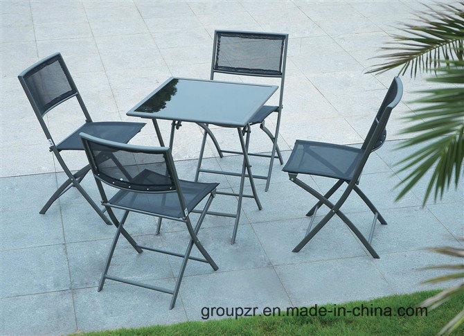 Garden Furniture Folding Textilene Chair