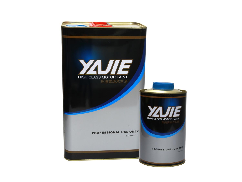 Good Gloss Clear Coat Car Paint Usage Fast Drying 2k Varnish