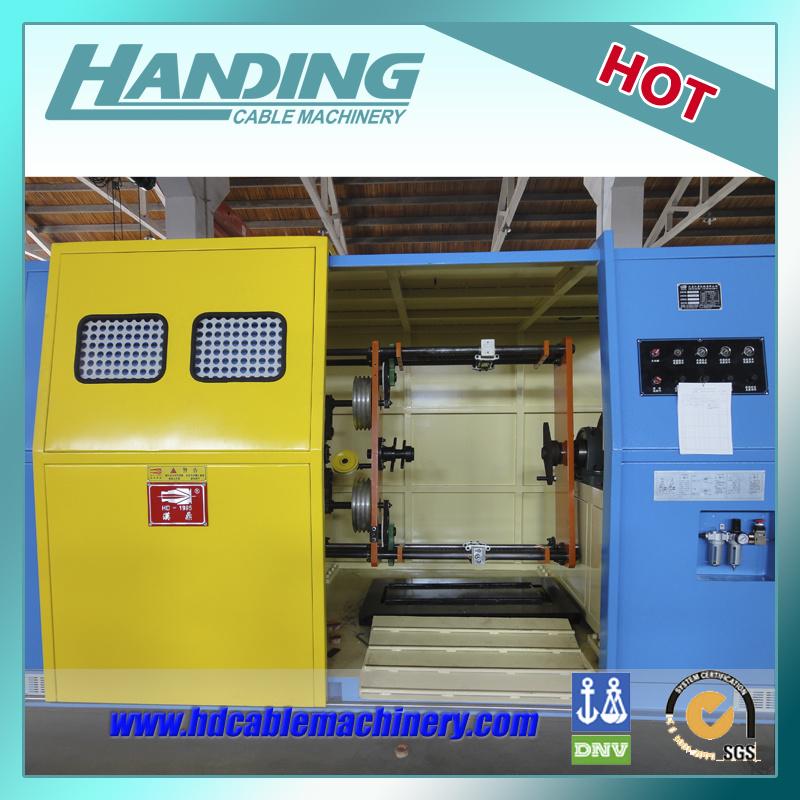 Rotate Frame Single -Twist Bunching Machine