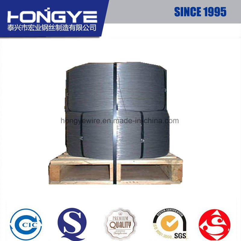 En 10270 High Quality 3mm Diameter Galvanized Steel Wire