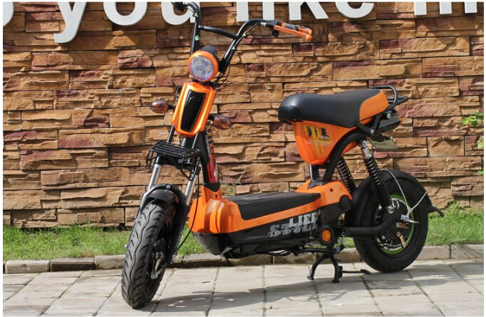 Big Load Capacity Electric Bicycle