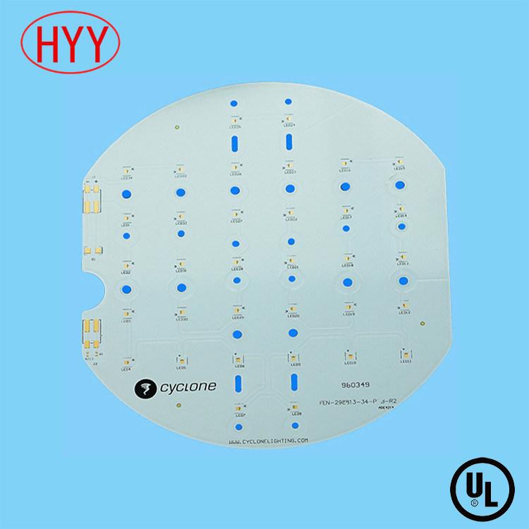 Lead Free LED Aluminum PCB for LED Lighting (HYY-133)