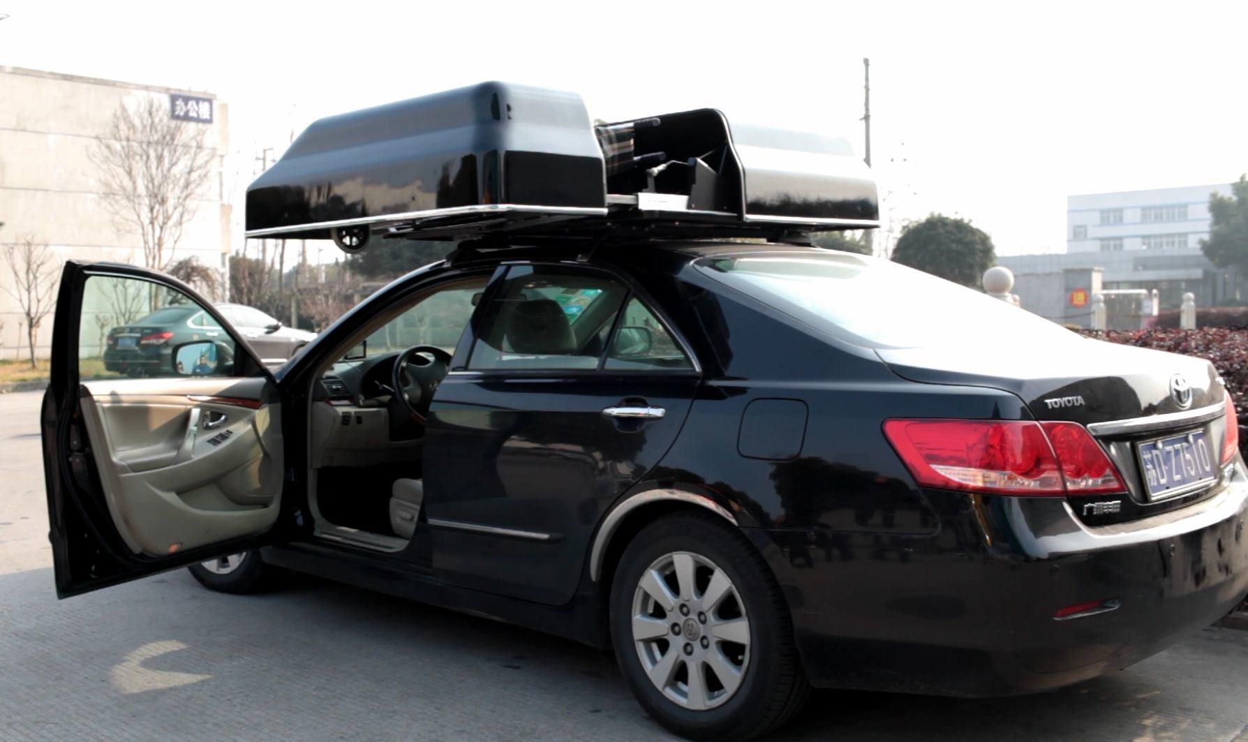 Car Wheelchair Carrier for Wheelchair Loader