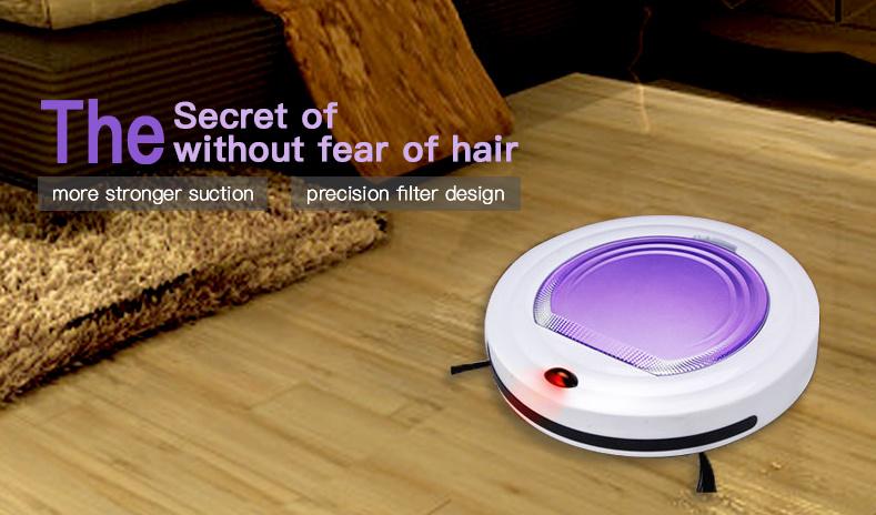 Smart Vacuum Cleaning Robot, Robot Vacuum Cleaner