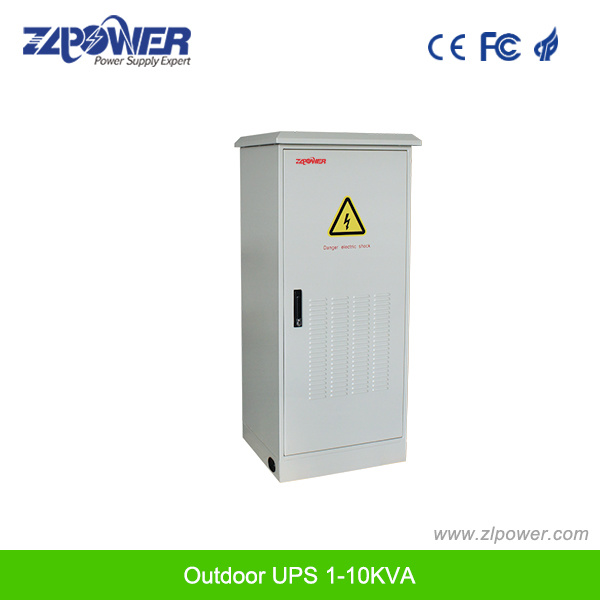 Pure Sine Wave Power Supply Outdoor UPS 1kVA to 10kVA