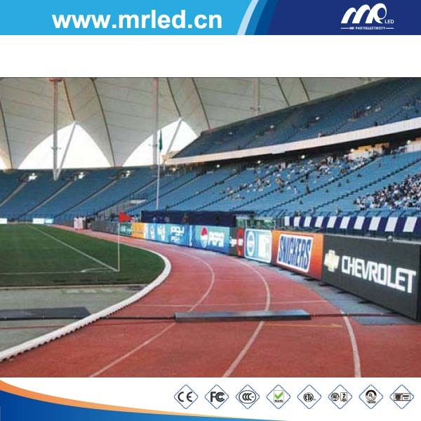2017 Mrled New Designing P16mm Outdoor LED Screen/Sports LED Display Screen