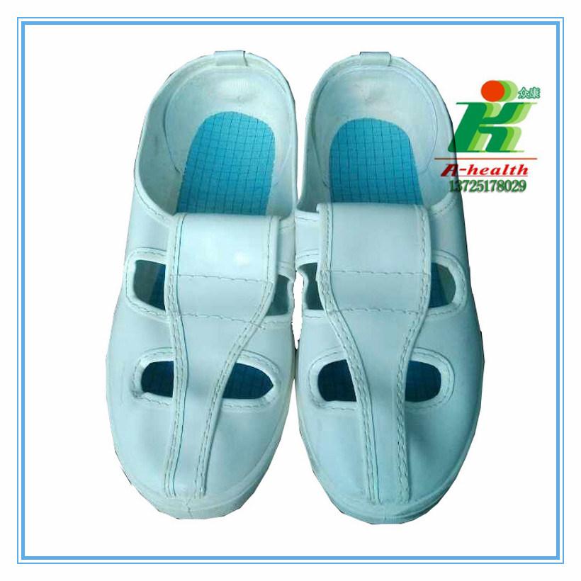 """Linkworld""Antistatic 4-Eyes Butterfly Working Shoe for Worker in Cleanroom"