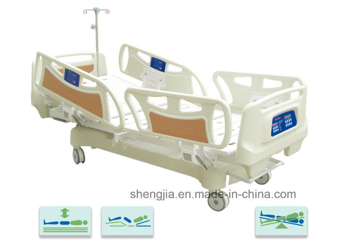 Sjb507ec Luxurious Electric Bed with Five Functions