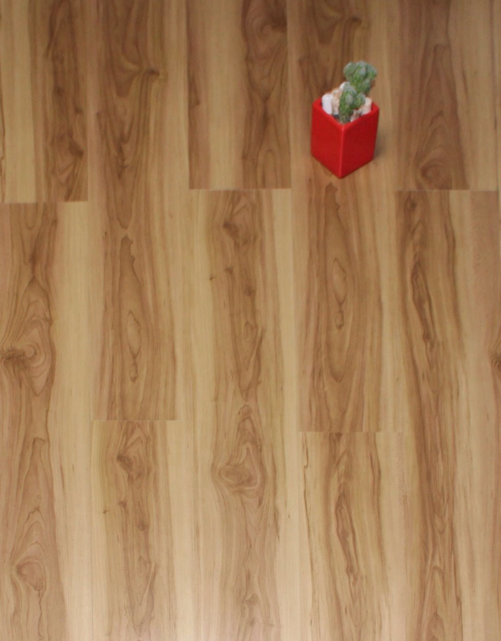 Household Wood Grain Vinyl Floor Tile