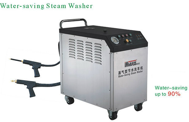 Water-Saving Steam Car Washer for Automobile Decoration Shop