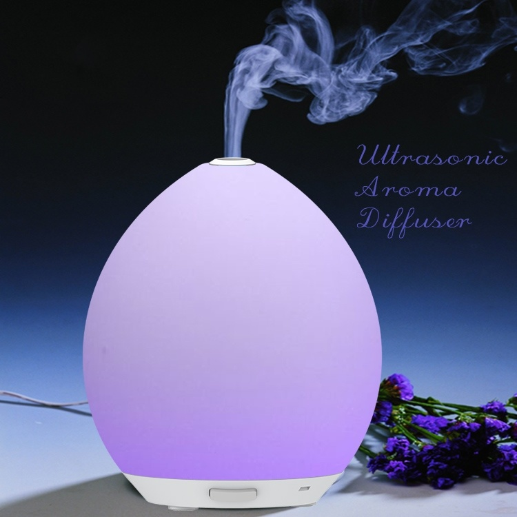 LED Ultrasonic Aromatherapy Essential Aroma Diffuser Cool Mist Humidifier Essential Aroma Diffuser (GL-1010-A-1)