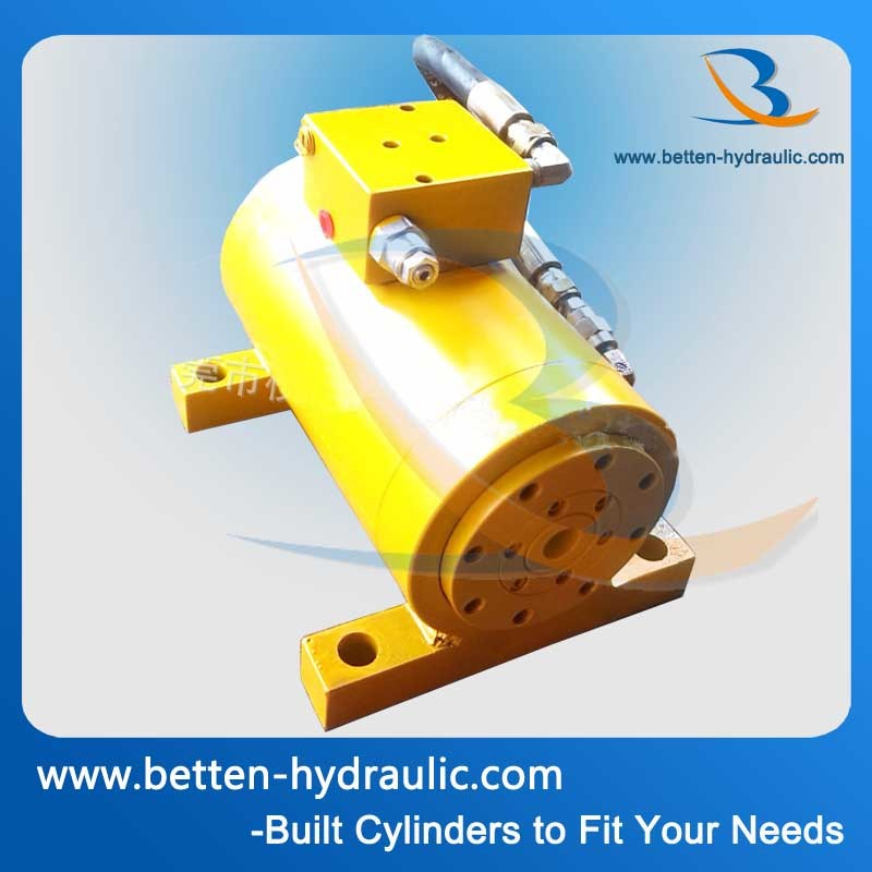 160 Bar Hydraulic Rotary Actuator Cylinder Manufacturers