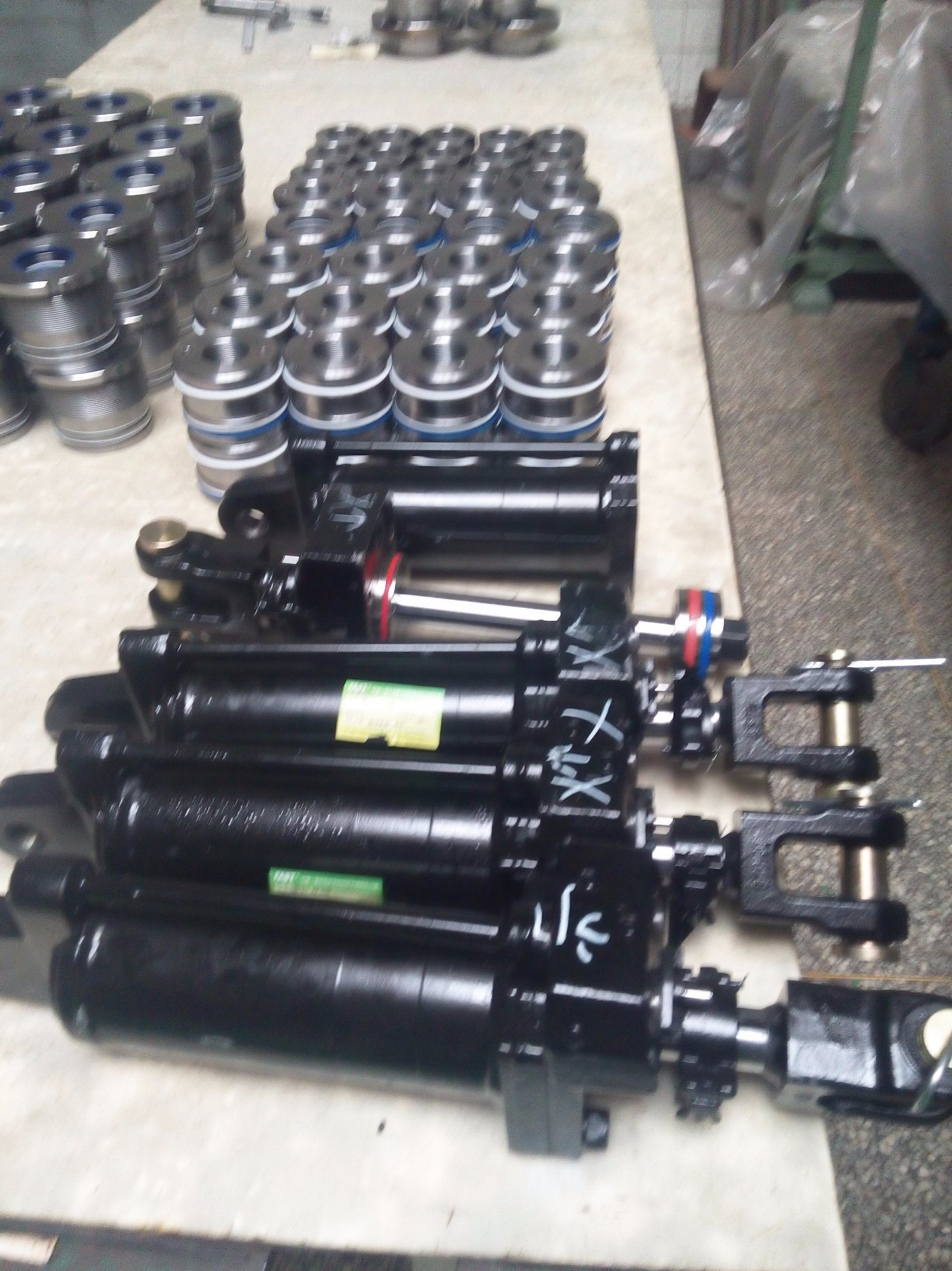 Agricultural Machinery Use Welded Hydraulic Oil Cylinder