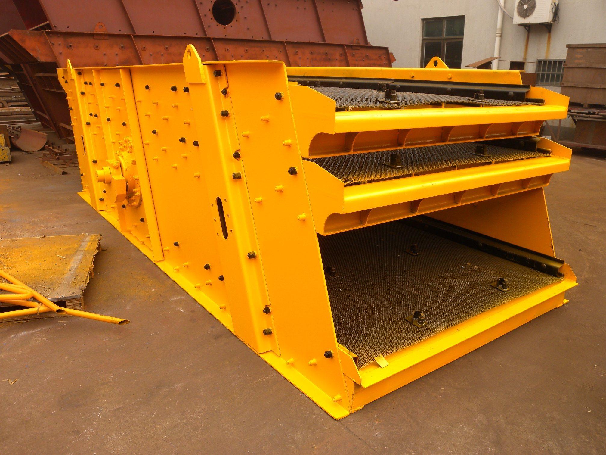 Vibrating Screen, Vibrating Sieve, Mining Shake for Quarry, Mining Processing Plant
