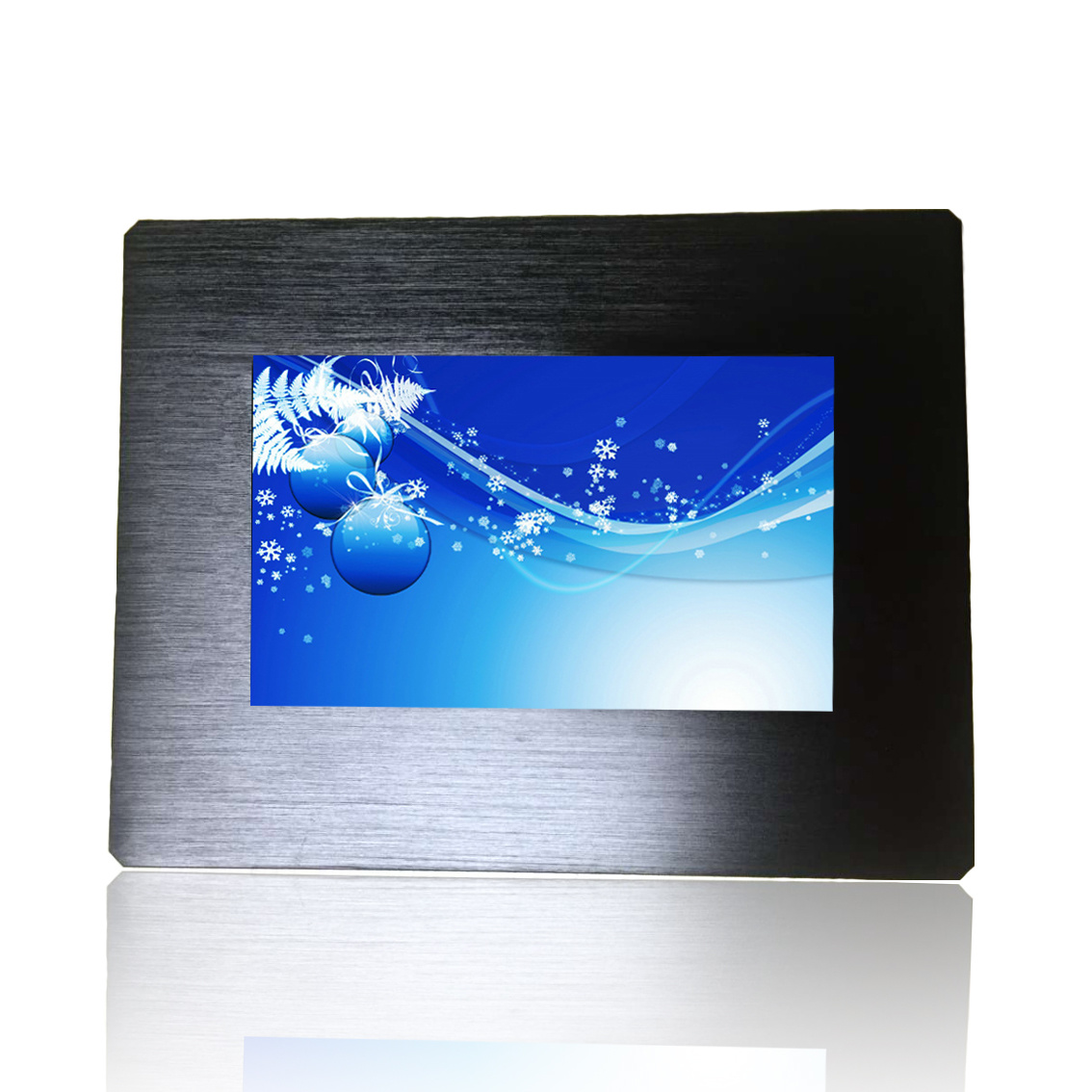 10 Inches Rugged Embedded Touch Industrial Monitor