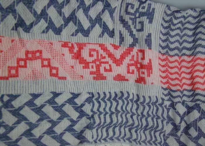 100% Cotton Kerchief Scarf for Women Fashion Accessory Shawl Use in Winter
