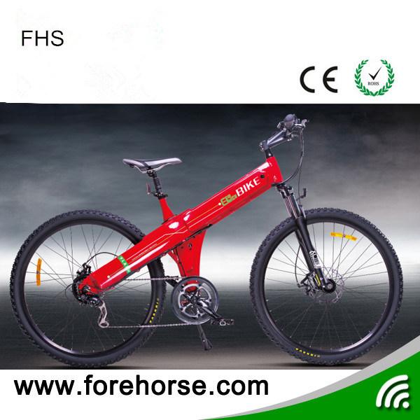 Flash29 Inch E-Bikes 36V/250W Rear Disc Brake Motor