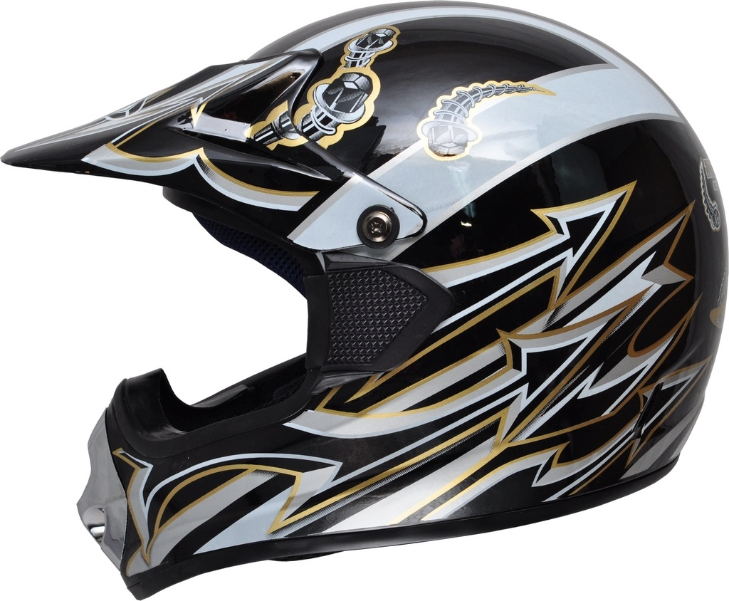 Road Cross Helmet
