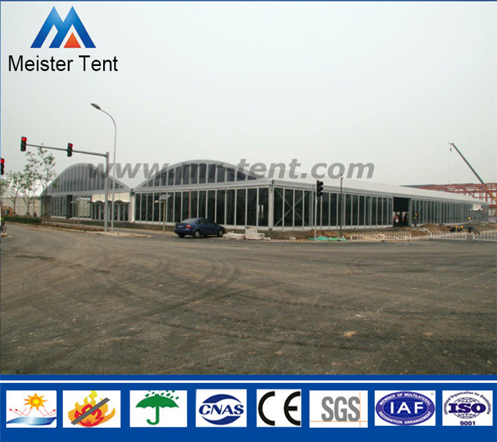 Huge Luxury Decoration Arcum Tent Event Tents