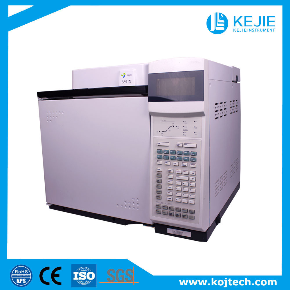 Lab Instrument/Gas Chromatography/Gas Analyzer for Public Security Forensic