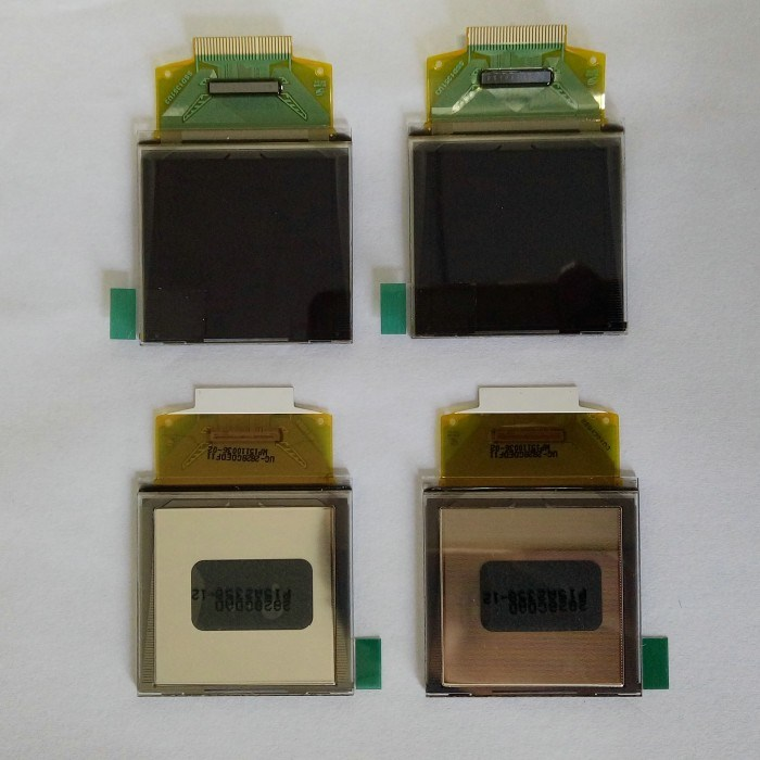 Ug-2828gdedf11 1.5 Inch LCD Display Screen New&Original