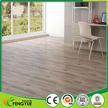 5.0mm PVC Click System Commercial Flooring
