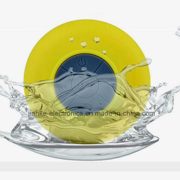Mini Water Resistant Wireless Shower Speaker (407)