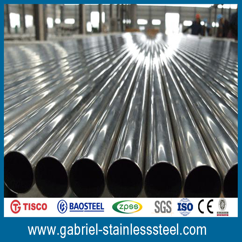 Tp316L Stainless 30 Inch Seamless Steel Pipe Tube
