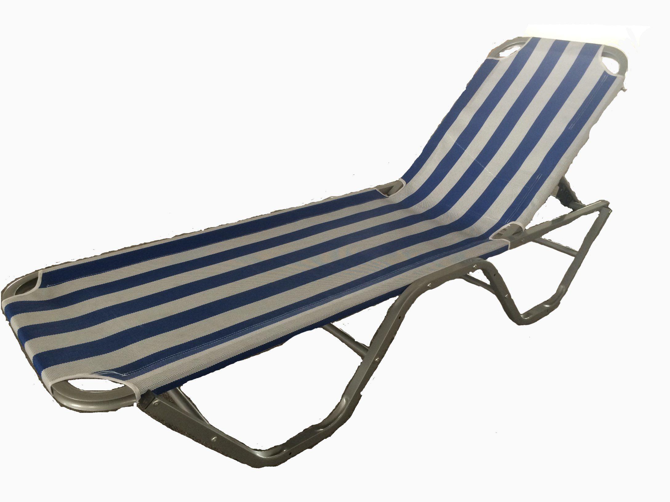 Aluminum Adjusting Sun Lounge/Chaise Lounge (ETCX-002)