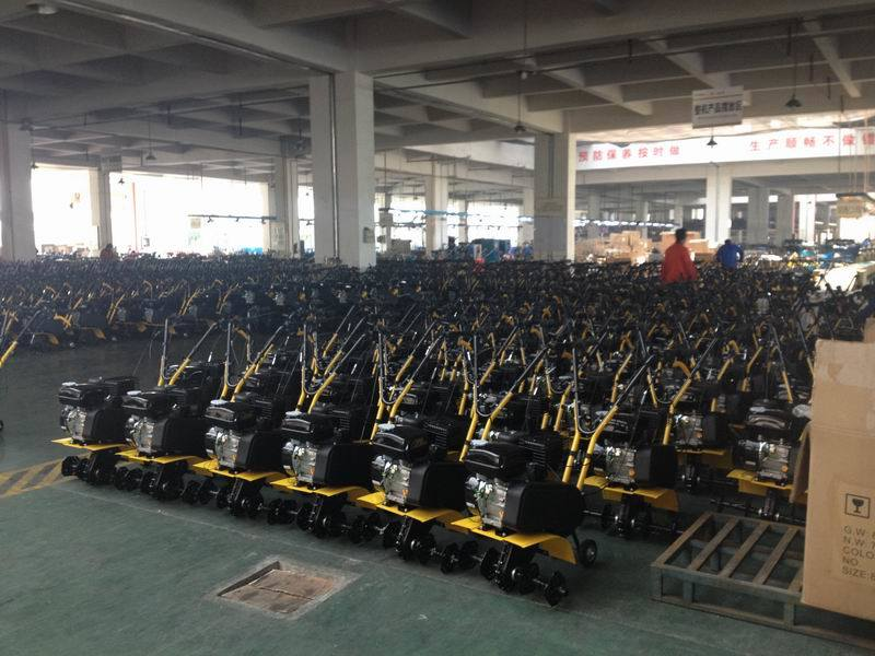Hot Sell Rotary Tillers with Diesel or Gasoline 7HP Engine