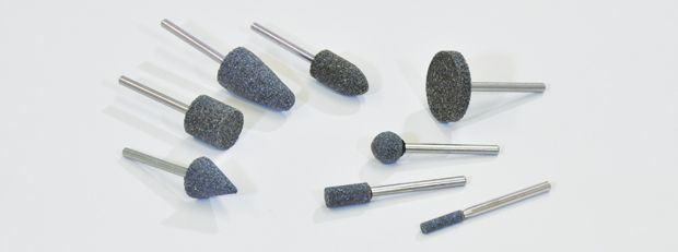 Abrasive Mounted Points with A3