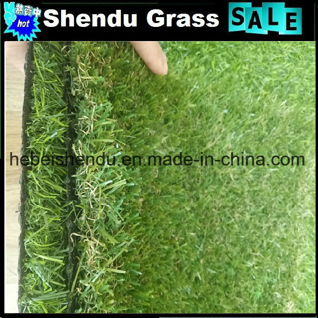 Grass Synthetic Carpet 20mm PE Monofilament