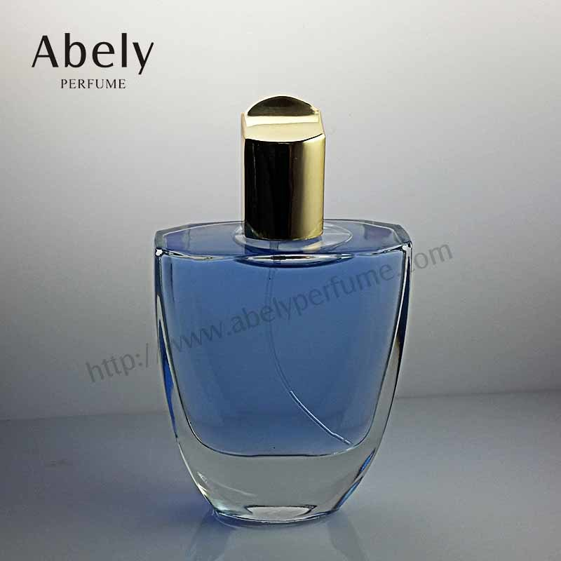 2017 Factory Supply Perfumes Glass Perfume Bottle for Man