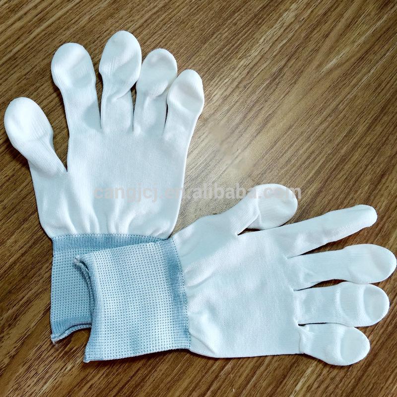 2017 New Design PU Coated Glove ESD Gloves Anti-Static Gloves