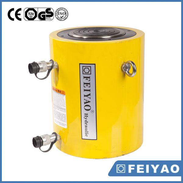 Oil Cylinder Large Tonnage Jacks Double Acting High Tonnage Cylinder