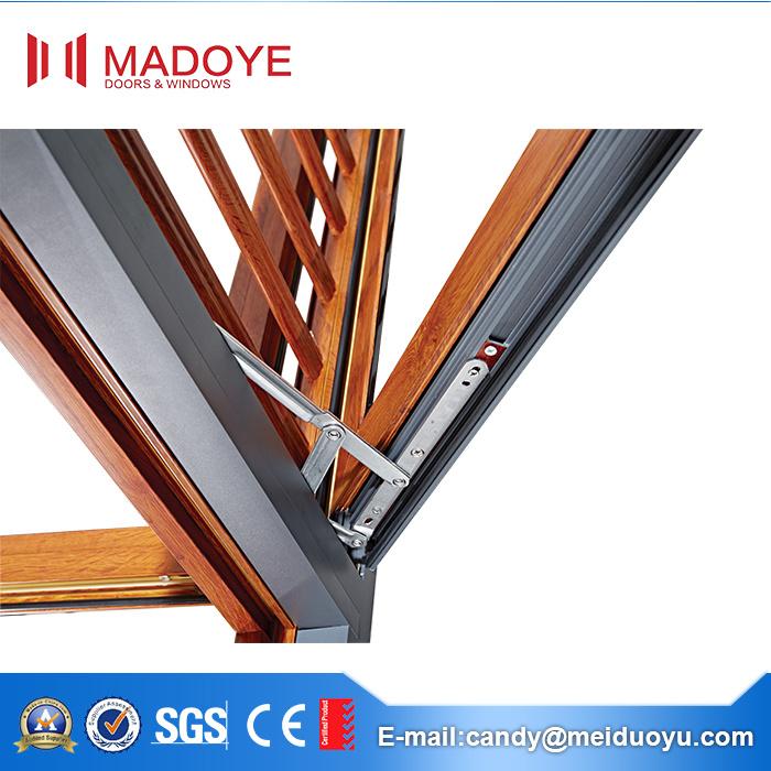 Double Glazed Aluminium Windows for Mobile Home