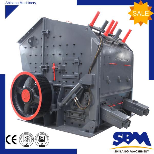 Sbm Pfw1415 China Large Capacity Mining Machine Movable Crushing Equipment