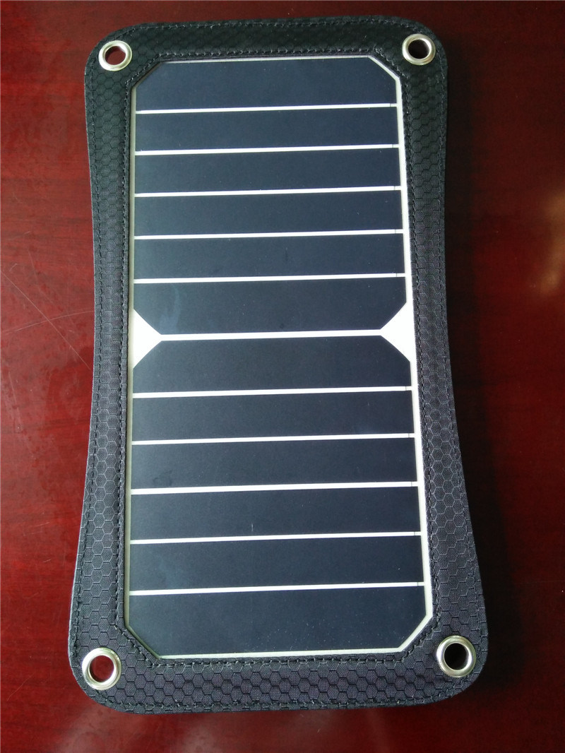 22% Tranfer Efficiance Solar Panel 6W with Ce, RoHS Certificate