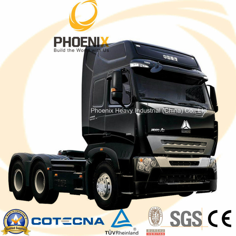 420HP 6X4 Sinotruk HOWO A7 Tractor Truck