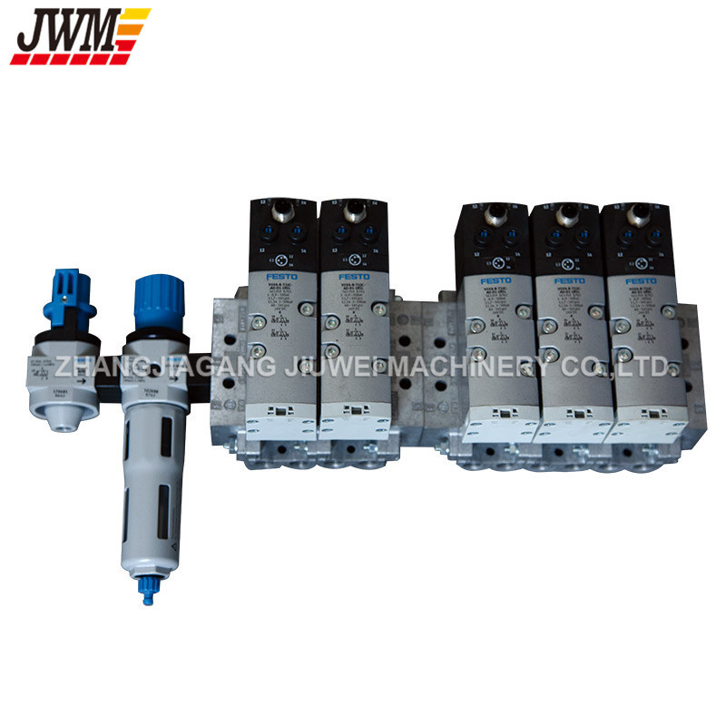 Automatic Injection Blow Moulding Machine (JWM450)