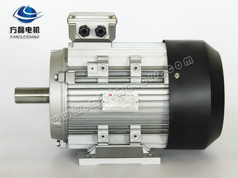 YX3 three phase Cold rolled silicon steel Aluminium body  motor