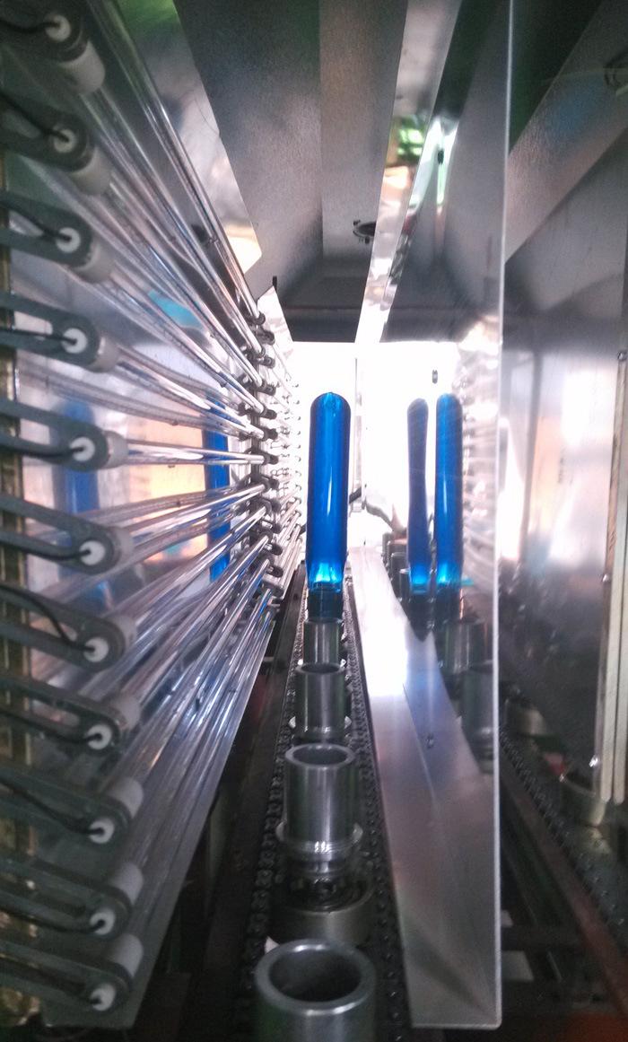 5L Bottle Blow Moulding Machine (BM-S5)