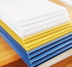 PP Hollow Sheet for Flat Digital Prints / UV Print