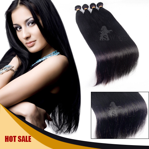 K. S Wigs Hot Sale! 100% Human Hair Extensoin Remy Human Hair