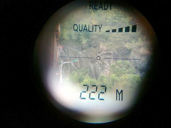 10 X 25 Laser Rangefinder 700 Meters Distance Telescopes for Golf